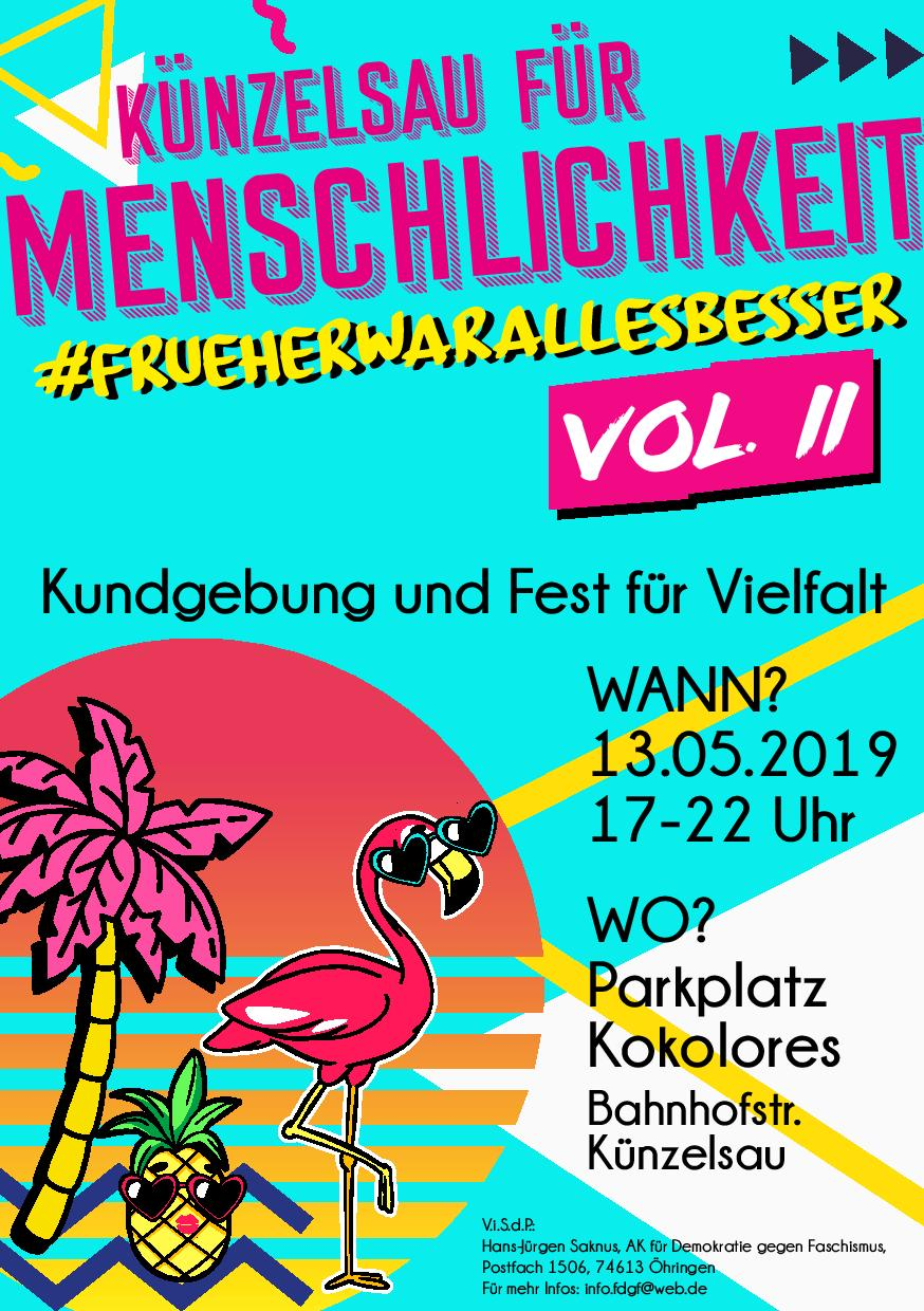 Flyer frueherwarallesbesser